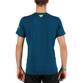 Dynafit Alpine T-shirt Heren, blauw